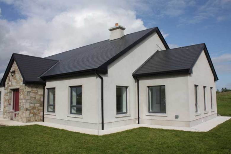 New house & Garage - Straide, Foxford