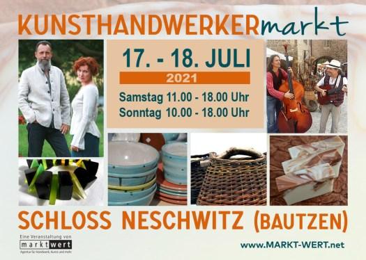 Kunsthandwerkermarkt Neschwitz
