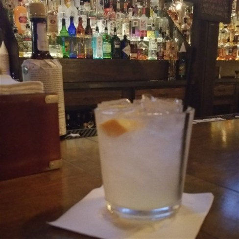 The Spanish Fly Drink at Blue Goose in St. Petersburg, Florida