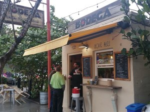 Bodega on Central in St. Petersburg, Florida