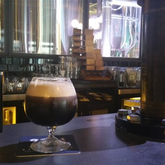 Electric Funeral Stout at Zydeco Brew Werks in Centro Ybor in Tampa
