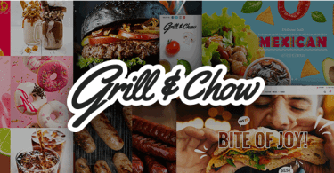 Grill and Chow