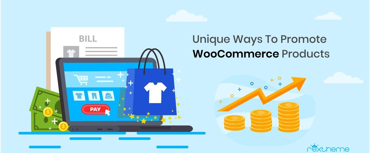 promote WooCommerce Products