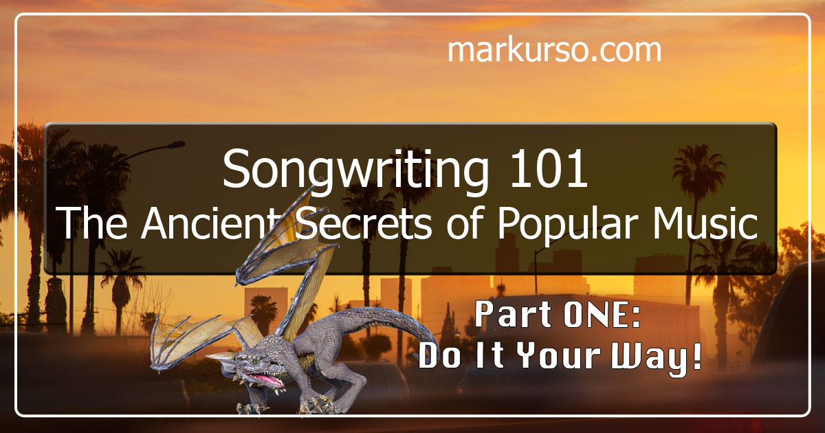Songwriting 101