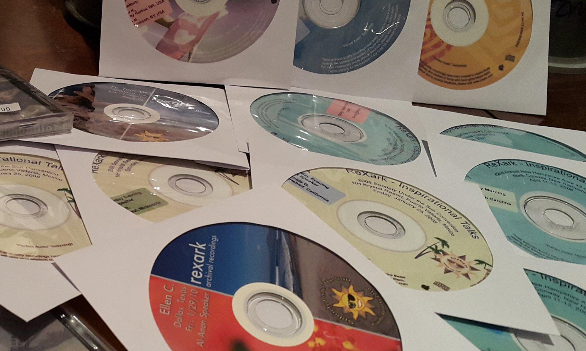 POUND OF AA CDS