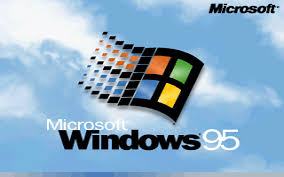 Windows95 Logo