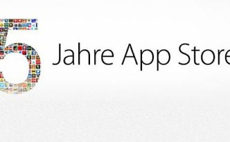 5 Jahre App Store