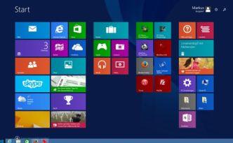 Fühlt sich an, wie ein neuer PC - nur weil Vista jetzt durch Windows 8.1 ersetzt wurde...