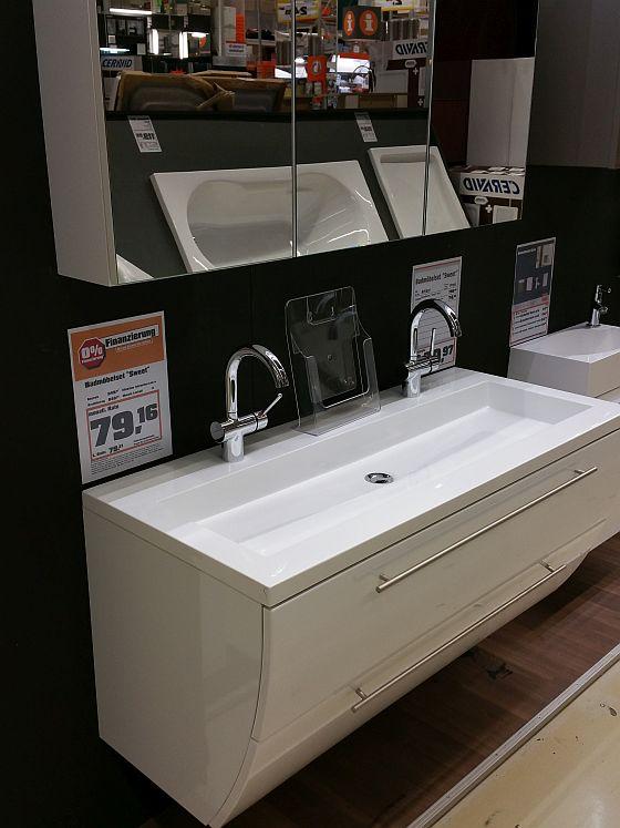 Badezimmer Waschtisch