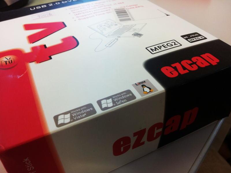 SDR unter Linux mit einem Realtek (RTL2832U) USB-Stick | MG BLOG