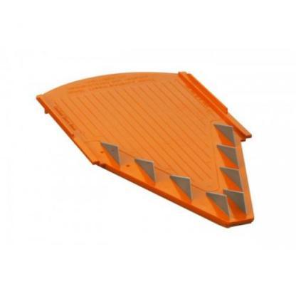 Börner V3 10mm Indsats (Orange)