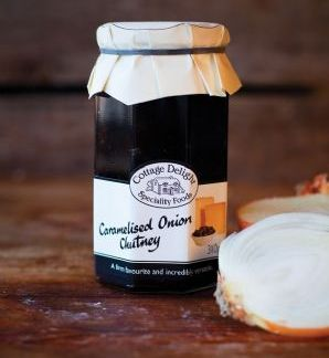 Cottage Delight Karameliseret Løg Chutney