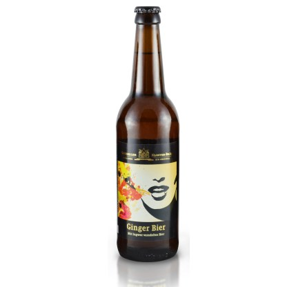 Neuzelle Klosterbrau Ginger Bier