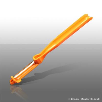 Börner Skrællekniv Orange