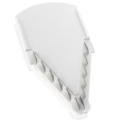 Boerner V3 Slicer 7mm (Hvid)