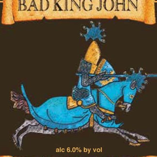 Ridgeway Bad King John label