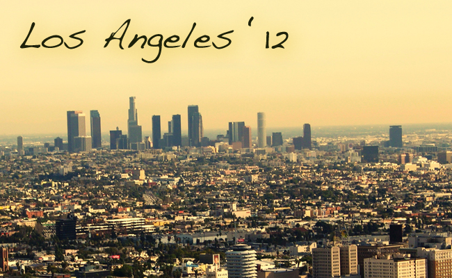 Los Angeles '12 Header