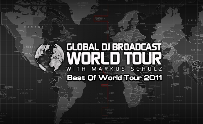 Best of World Tour 2011 Header