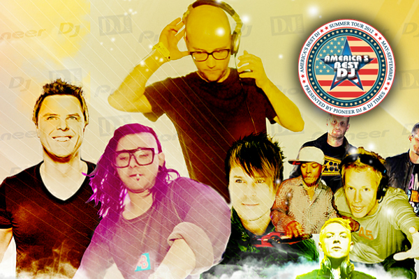 Vote America's Best DJ
