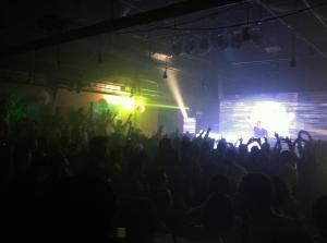 Scream Tour Blog: Austin