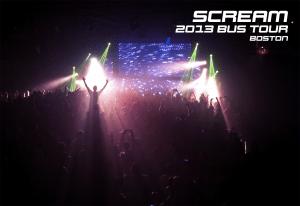 Boston Scream Tour