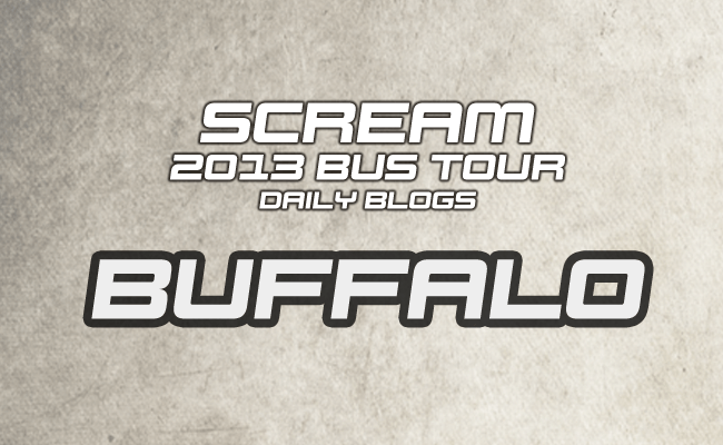 Scream Bus Tour - Buffalo