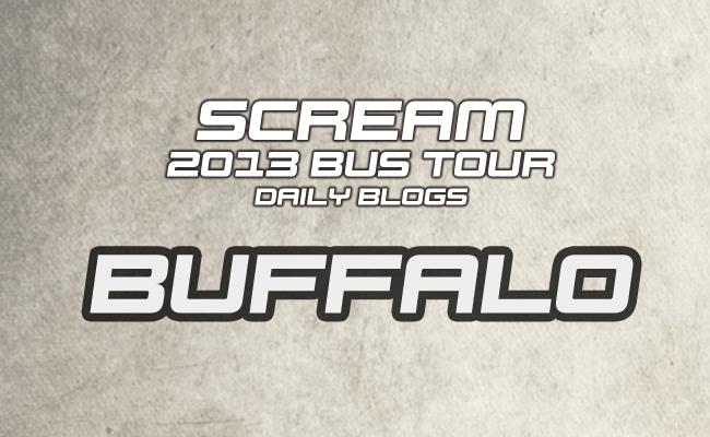 Scream Bus Tour - Buffalo