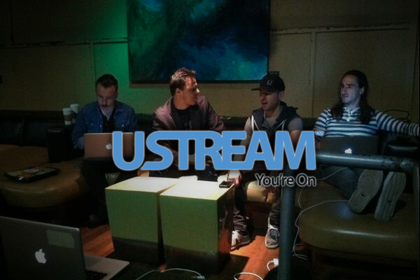 Ustream Live Q&A
