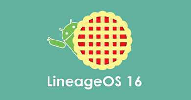 Lineage OS 16.0