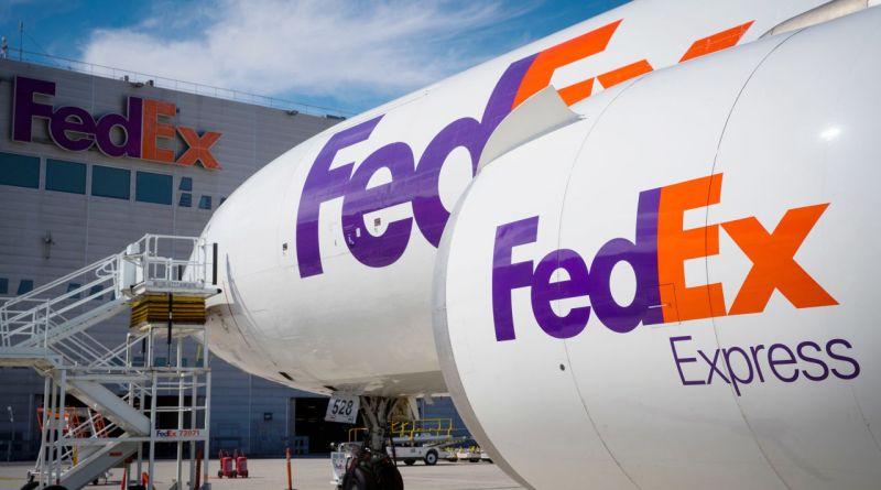FedEx Express Luftfracht