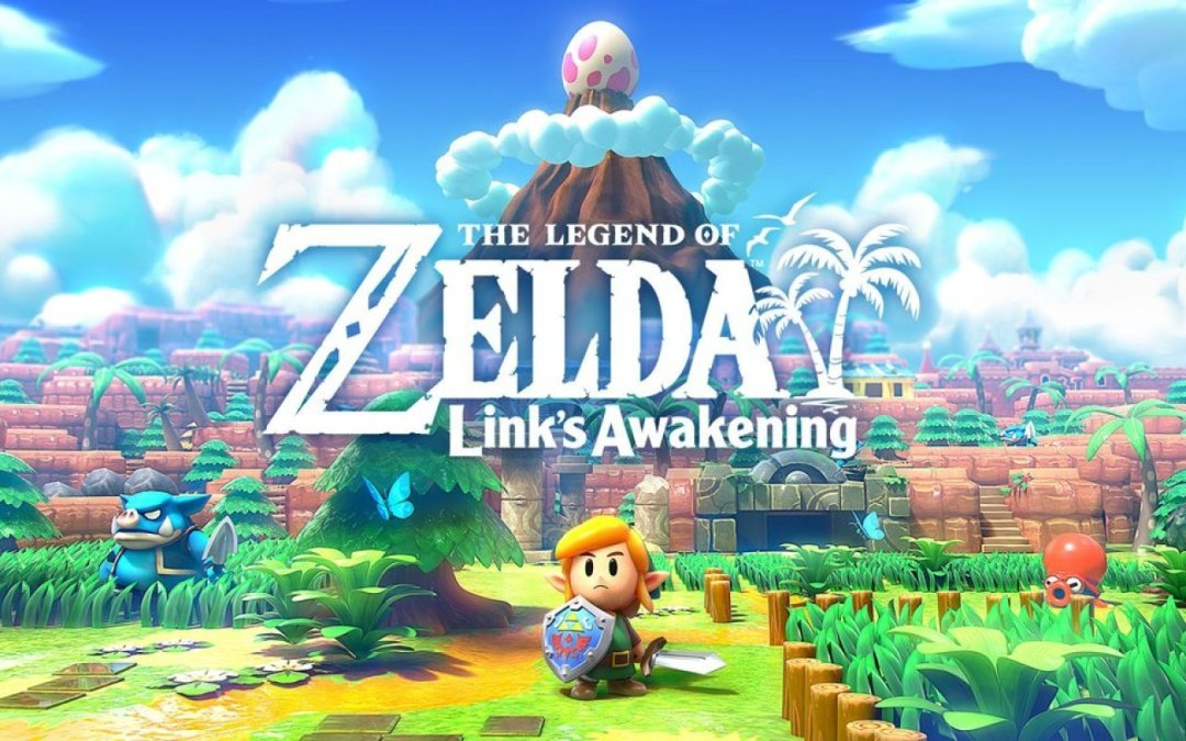 Nintendo Switch: The Legend of Zelda: Link's Awakening bekommt eine Limited Edition