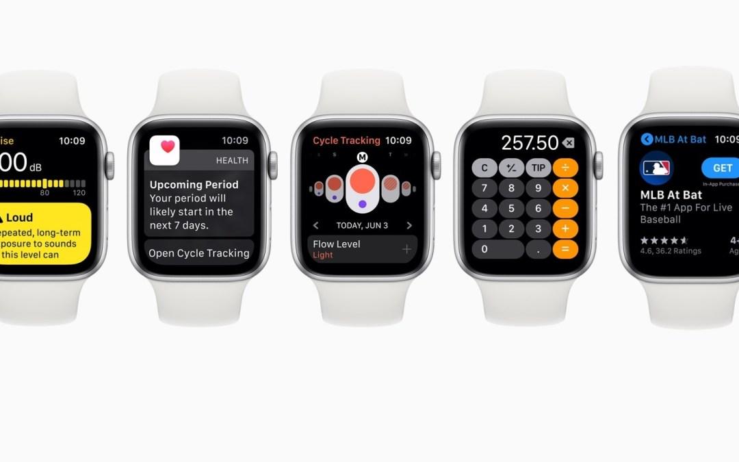 watchOS 6: Apple Watch wird unabhängiger