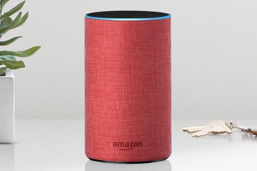 Amazon Echo (RED)