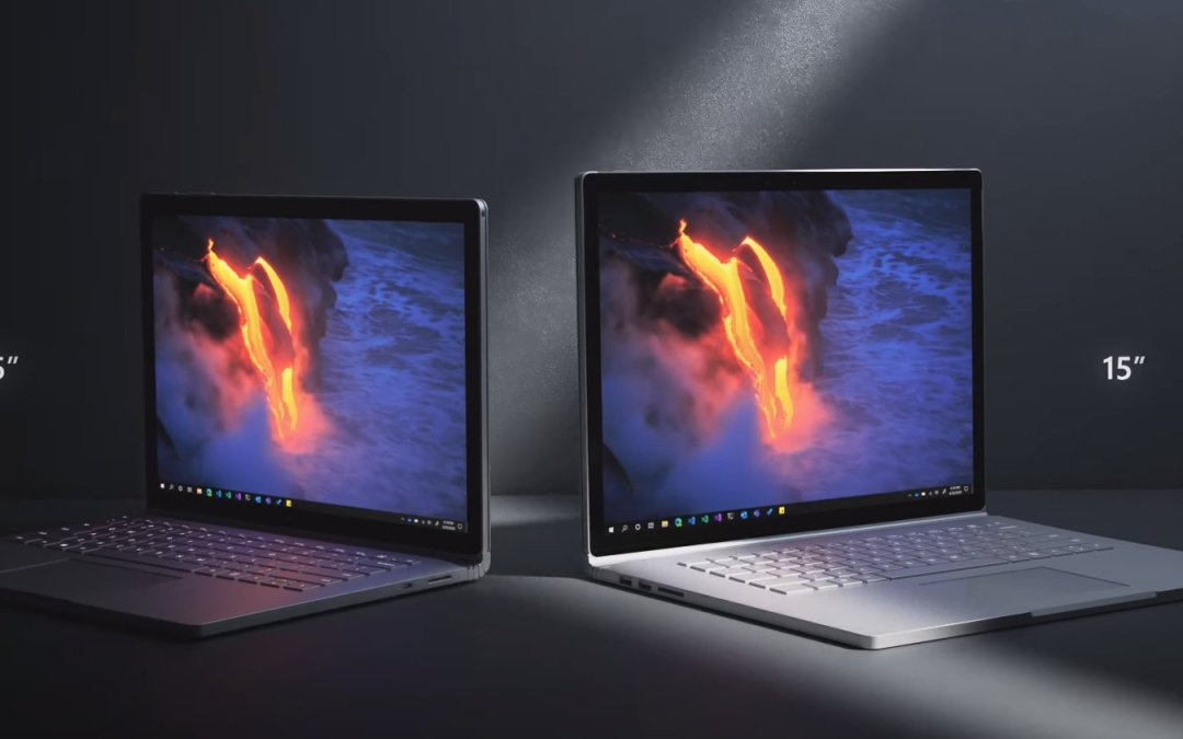 Microsoft Surface Book 3 mit Intel Ice Lake angekündigt