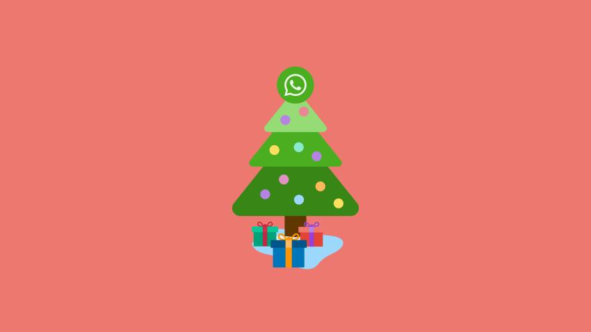 WhatsApp Weihnachten