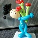 Ballonfigur Abitur 2014 von Markus Toni Vallen aus Erkelenz