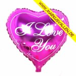 Folienballon i-love-you-herz-pink