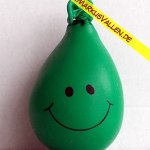 Ballongewicht Knuddel grün