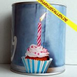 Artikel-Nr.: FB-GW08 Happy-Birthday (Rückseite) Preiskategorie G