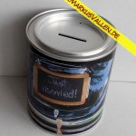 Artikel-Nr.: FB-GW07 Just-Married (Oberseite) Preiskategorie G