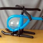 Ballon-Helikopter/Balloon-Helicopter
