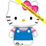 Folienballon Hello-Kitty