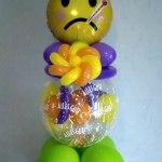 Geschenkballon zum Genesungswunsch