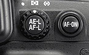 Nikon AE L AF L Taste