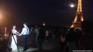 Trocadero Tour Eiffel Paris