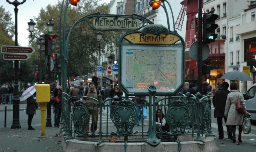 Allerheiligen 2011 in Paris