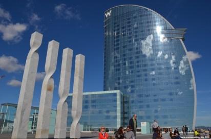 Das W Hotel Barcelona