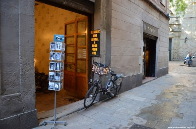 Barcelona City Electric Bike Shop
