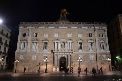 Palau de Generalitat Barcelona
