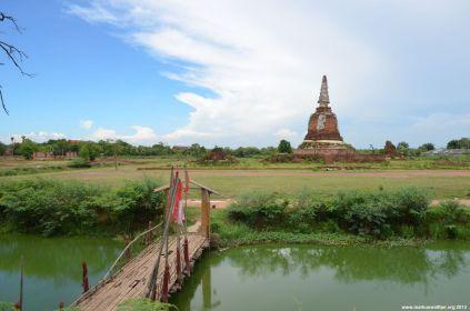 Ayutthaya Wat Phra Ram